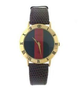 b870f79fe89 Vintage Mens Gucci Watch