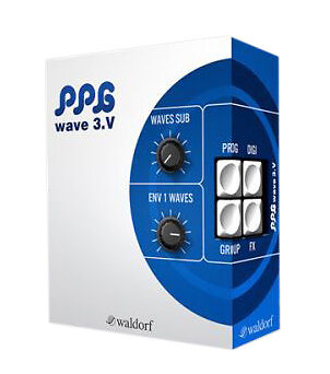 Waldorf PPG Wave 3.V Software Synthesiser