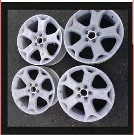 Vauxhall VXR SRI GSI 19'' 19 Snowflake Snowflake Slate Alloys 5 Stud, x4 Wheels