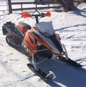 New 2016 arctic cat xf 8000 highcountry sno pro
