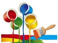 PAINTING DECORATING AND WALLPAPERING