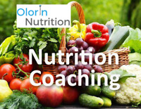 Local Nutrition Coach Available In-Person/Online