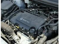 Vauxhall Astra 1.6 Engine Code: A16XER Petrol (2014)