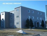 East Saint John - Security bldg - 2 bedroom