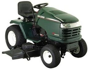 Fast $CASH$ for your non working Craftsman lawn tractor