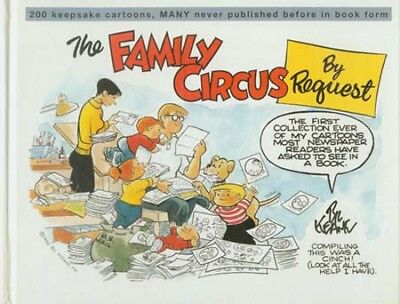B0006R2U6Y The family circus by request Family Circus Books