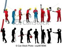General Labourer needed , FULL OR PART time