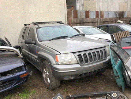 JEEP GRAND CHEROKEE FOR WRECKING WG 4.7 V8 PARTS SPARES CALL NOW