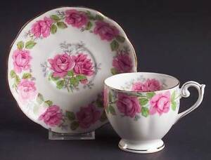 Lady Alexander Rose Cup & Saucer
