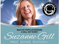 AN AUDIENCE WITH SUZANNE GILL