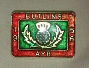 Butlins Badges Ayr