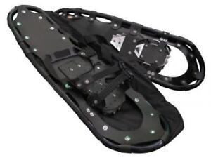 Backwoods snowshoes size 30 with case instock now