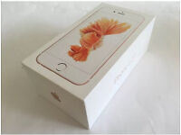 OFFERS** SEALED IPHONE 6S 64GB Rose Gold