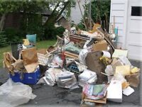 LOWEST PRICES GARBAGE/JUNK REMOVAL lets clean up before Xmas