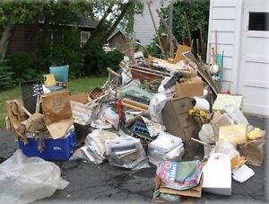 Got junk? Let's clean before the holidays! LOCAL JUNK REMOVAL