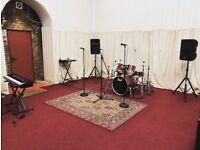 Music Rehearsal Studio - Under Clapham Junction Station