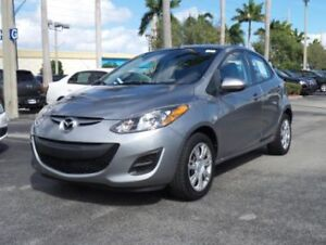2011 Mazda 2 Hatchback - CLEAN AND WELL MAINTAINED