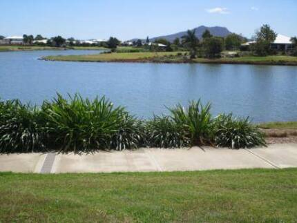 Large lot with unobstructed Lake views at Fairfield Waters! Idalia Townsville City Preview