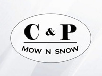 C&P SNOW REMOVAL - South West Area - Starting at $500/Season