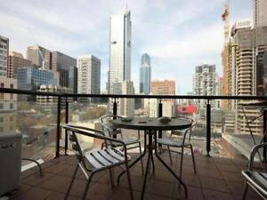 Large couple room - city centre great views pool and gym Melbourne CBD Melbourne City Preview