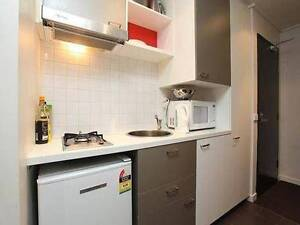 Melbourne CBD studio apartment 2 month lease Melbourne CBD Melbourne City Preview