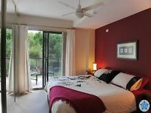Master bedroom with own bathroom for a couple. West Perth Perth City Preview