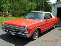 1965 Plymouth Fury 111 Convertible