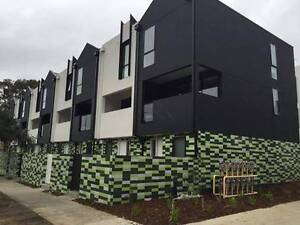 Brand New Town House Clayton Monash Area Preview