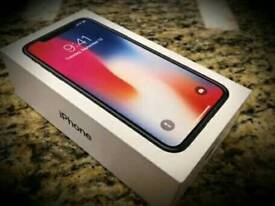 IPhone X - Black, 64GB, Unlocked, Great Condition + Accessories