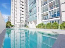 Luxury One Bedroom Apartment with Carpark and Amazing City View Bowen Hills Brisbane North East Preview