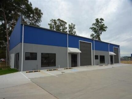 BRAND NEW INDUSTRIAL FACTORY UNITS FOR SALE