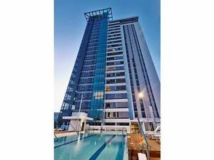 1 Bed Apt. + Large Study & Pool Views East Perth Perth City Area Preview