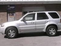 2007 ford escape awd Retired driver great condition
