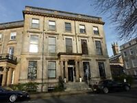 Two Bedroom Furnished Attic Flat, Claremont Terrace, Park, Glasgow (ACT 134)