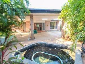 $530 SPACIOUS FAMILY HOME WITH SPA POOL Leanyer Darwin City Preview