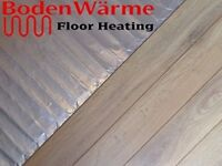 Boden Warme - Electric Under Laminate / Wood Foil Underfloor Heating Mat