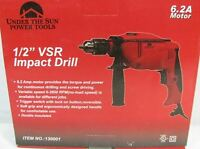 "NEW UNDER THE SUN 1/2"" VSR IMPACT DRILL"