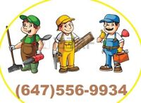Experienced Handyman Available in Hamilton & Burlington Area
