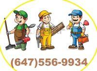 Experienced Handyman Available in Hamilton & Burlington Area