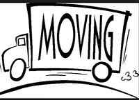 Local Movers / Deliveries 608-6502