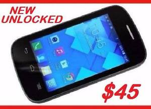NEW 3G ALCATEL 4015X UNLOCKED  3.5 INCH 2MPX CAMERA $45 Castle Hill The Hills District Preview