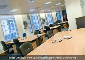 Serviced Office in Lombard Street (EC3) - Private or Shared, Flexible space