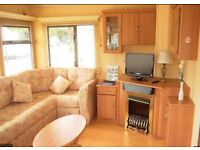 Used static caravan on a quiet five star park by the beach in Cornwall NOT PARKDEAN, NOT HAVEN