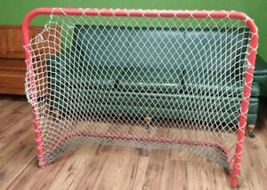 Hockey street net goal