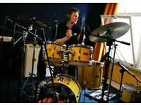 Professional Drum Tuition in Berkshire and Oxfordshire