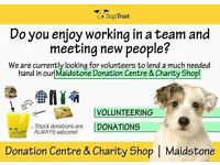 The dogs trust need you.