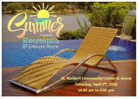 Summer is Comin' Recreation & Leisure Show 2018
