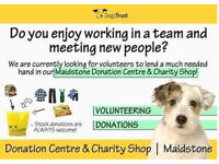 Dogs Trust Maidstone...need your help to raise some pounds for the hounds... volunteer today