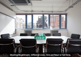 Private and Shared Office Space in Old Street, Small and large units, up to 80 people