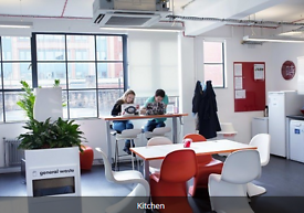 Private Office on Whitfield Street (W1) - flexible terms, serviced, modern *Fitrzovia*